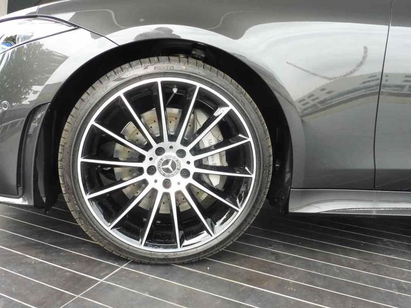Mercedes CLS Coupe 350 d Premium 4matic auto