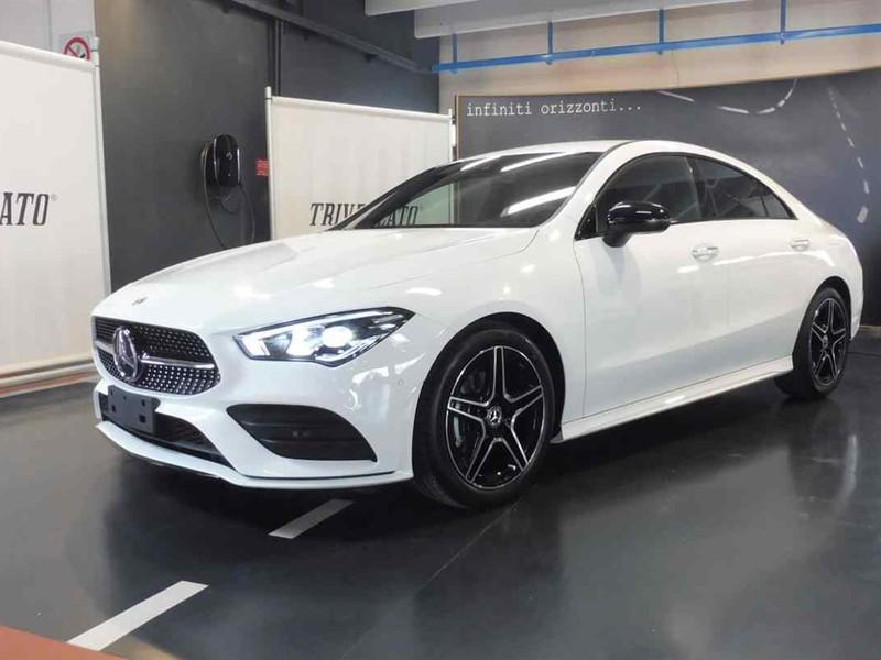 Mercedes CLA Coupè Coupe 180 d Premium auto