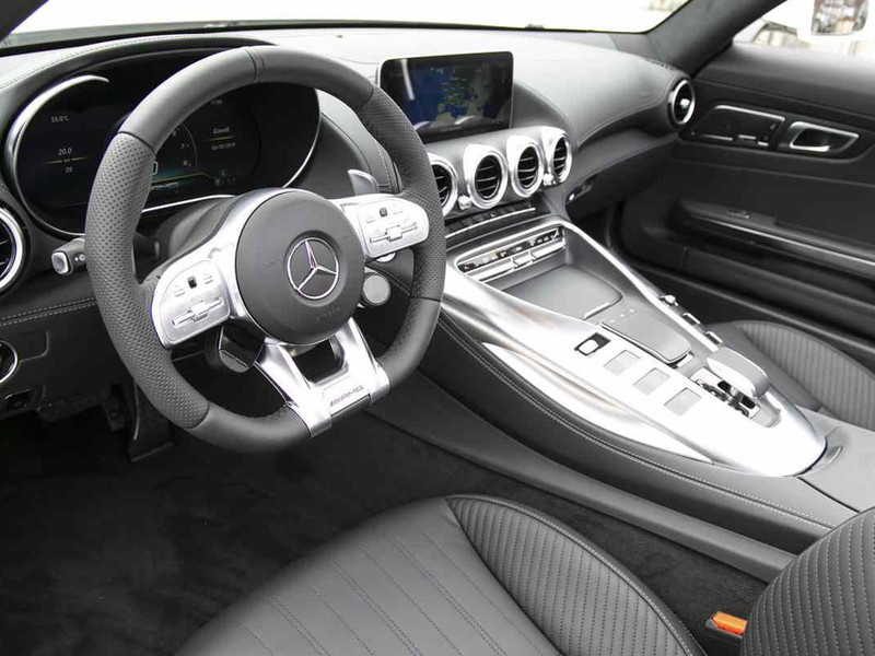 AMG GT Roadster Roadster 4.0 S auto