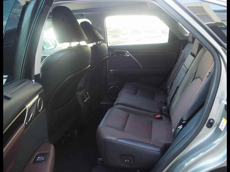 Lexus RX RX450H 3.5H ECVT 5P LUXX MY16+