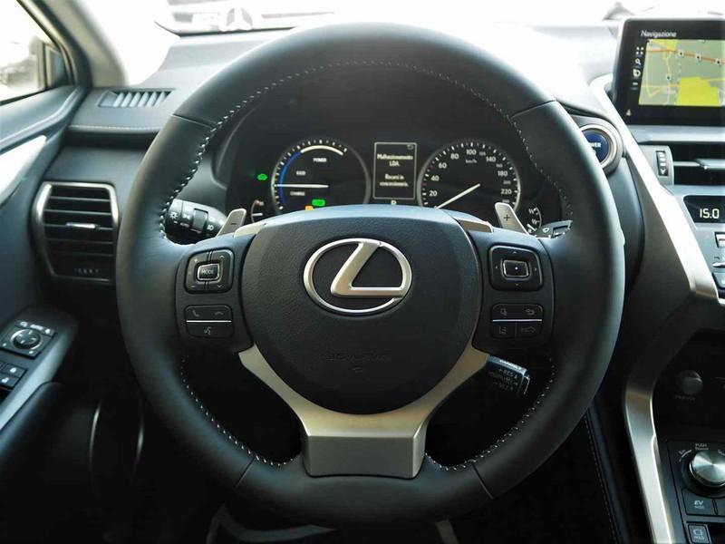 Lexus NX 2.5H ECVT 4WD EXE MY18+