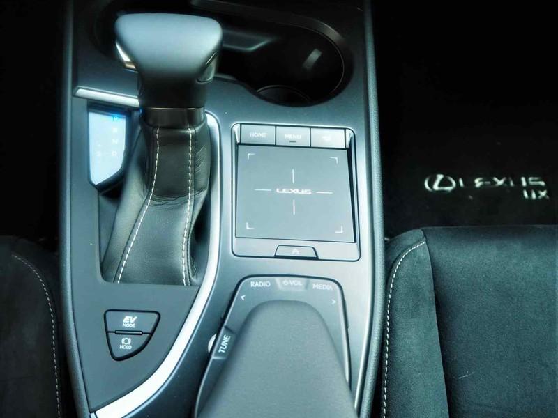 Lexus UX 2.0 Executive 2wd cvt