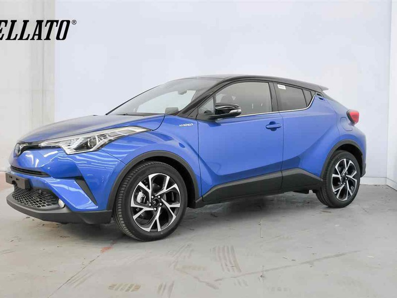 Toyota C-HR 1.8h Dynamic 2wd e-cvt
