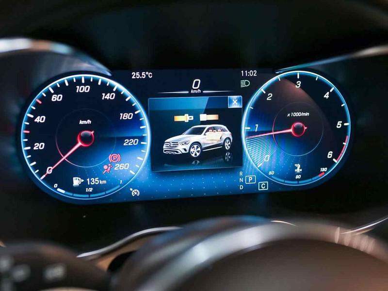 Mercedes GLC 300 d Sport 4matic auto