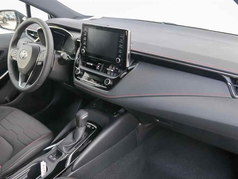Toyota Corolla Touring Sports 2.0 hybrid Lounge cvt