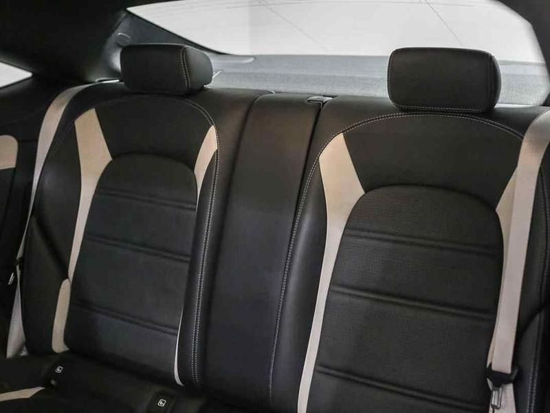 AMG Classe C Coupè C Coupe 63 AMG S auto