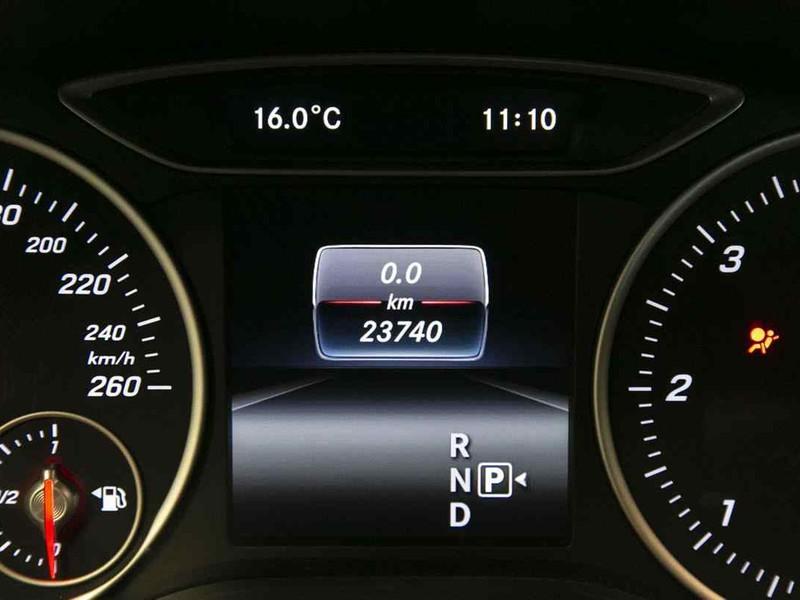 Mercedes GLA 200 d Automatic Business