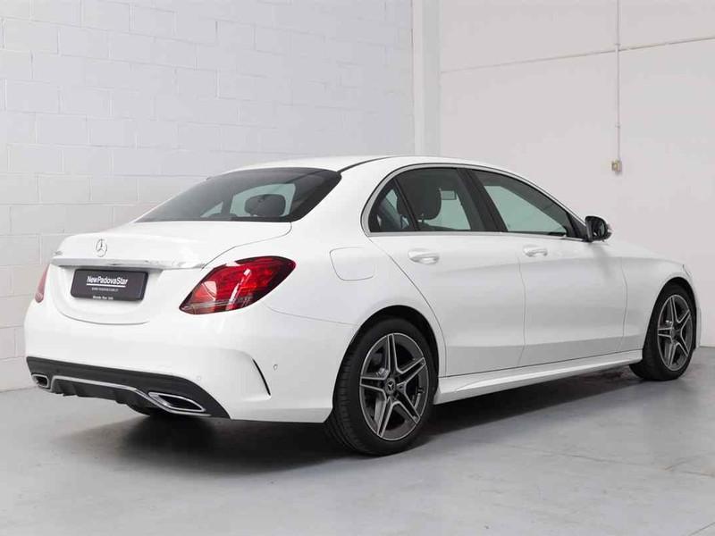Mercedes Classe C Berlina 220 d Premium auto