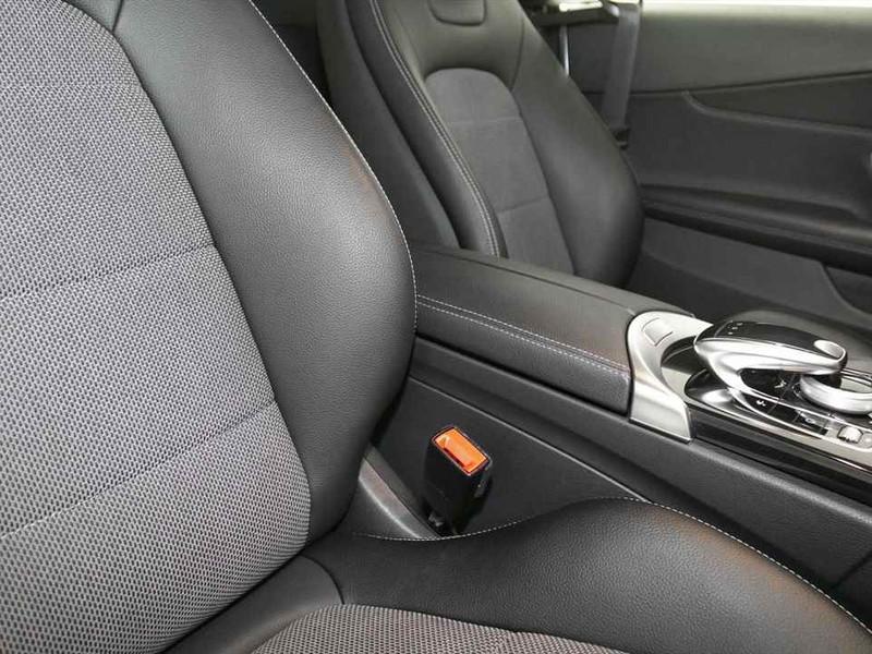 Mercedes Classe C Coupè Coupe 220 d Sport auto