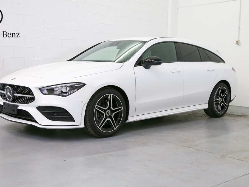 Mercedes CLA Shooting Brake  200 d Premium auto