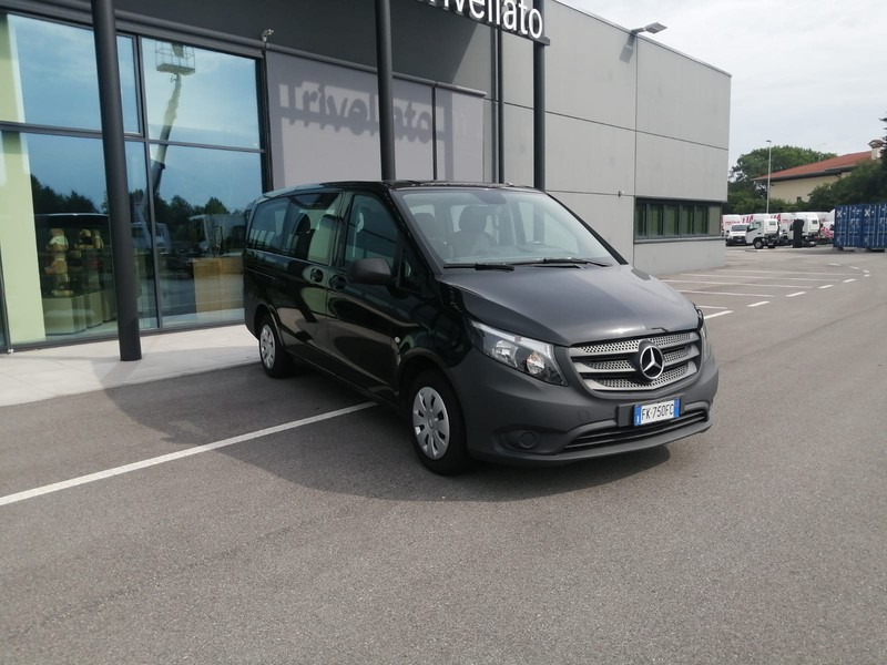 Mercedes Vito 2.2 114 CDI PC-SL Tourer Pro Long diesel nero