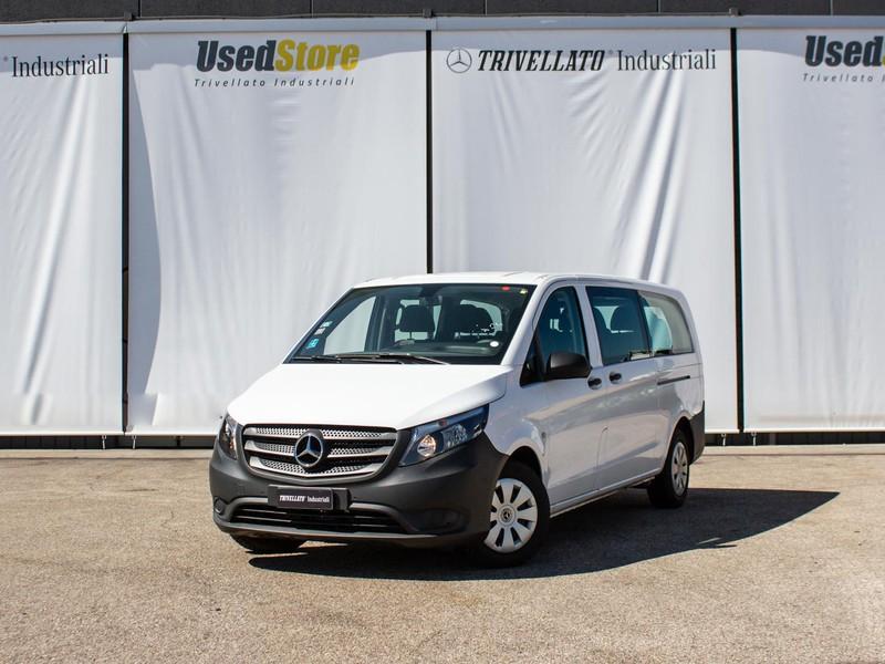 Mercedes Vito 2.2 114 CDI PL Tourer Pro Extra-Long diesel bianco