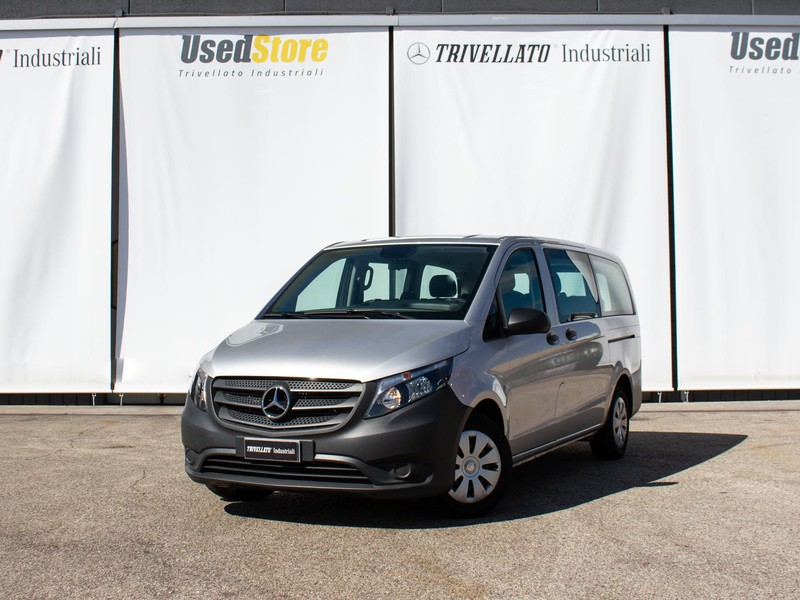 Mercedes Vito 2.2 114 CDI PC-SL Tourer Pro Long diesel argento
