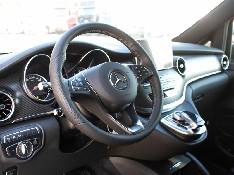 Mercedes Classe V long 300 d sport auto diesel nero