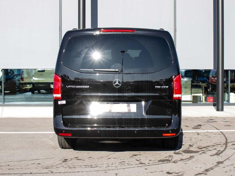 Mercedes Vito 116 cdi extralong 4x4 tourer select auto my19 diesel nero
