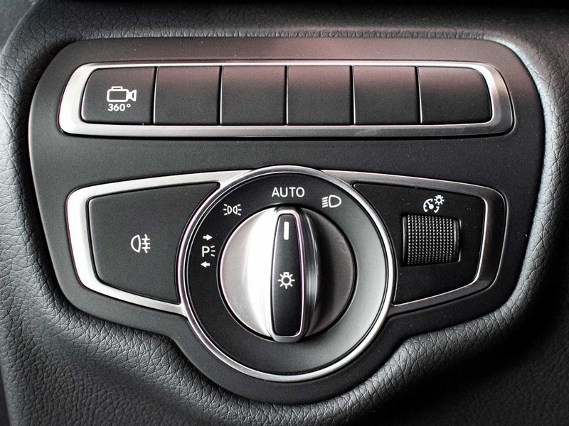Mercedes Classe V extralong 300 d sport 4matic auto diesel nero