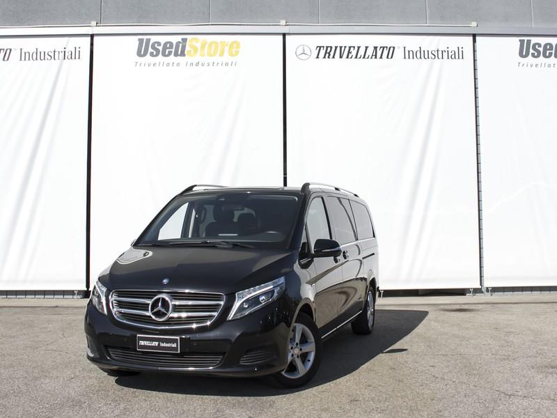 Mercedes Classe V extralong 250 d premium auto diesel nero