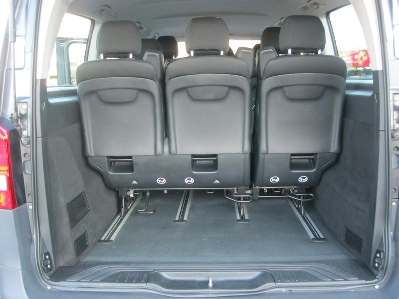 Mercedes Vito 114 cdi(bluetec) long tourer pro e6 diesel grigio