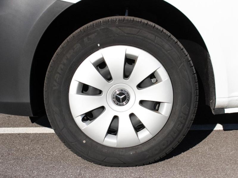 Mercedes Vito 116 CDI Furgone Long diesel bianco