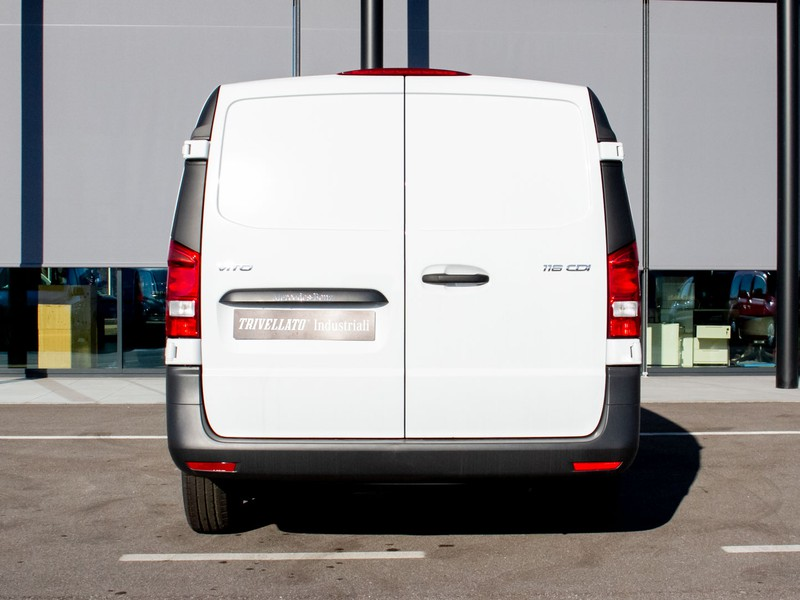 Mercedes Vito 116 cdi long e6 diesel bianco
