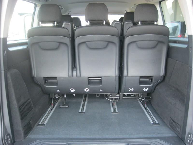 Mercedes Vito 114 cdi(bluetec) long tourer pro e6 diesel argento