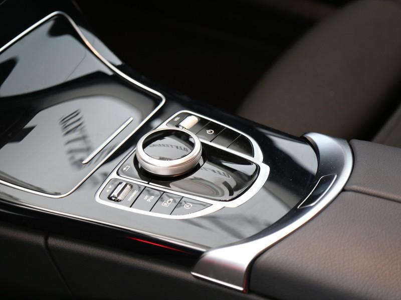 Mercedes Classe C SW sw 220 d sport auto diesel nero