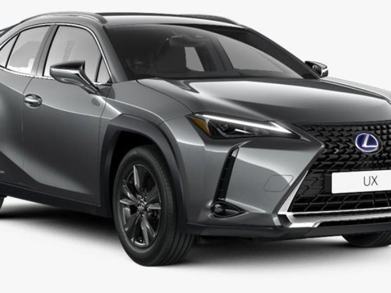 Lexus UX 2.0 Executive 2wd cvt my20