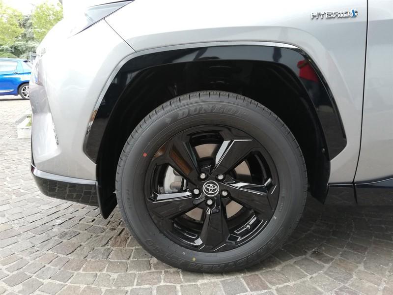 Toyota RAV4 2.5 vvt-ie hybrid Style 2wd e-cvt my19