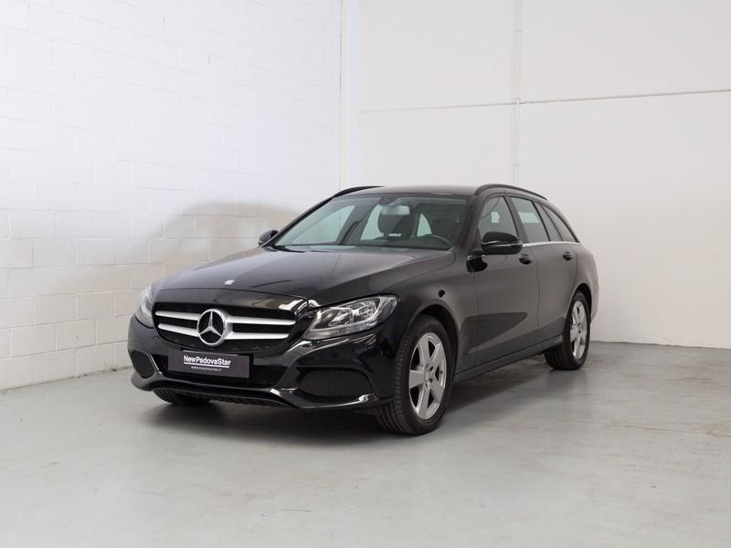 Mercedes Classe C SW SW 180 d (BT) Business auto