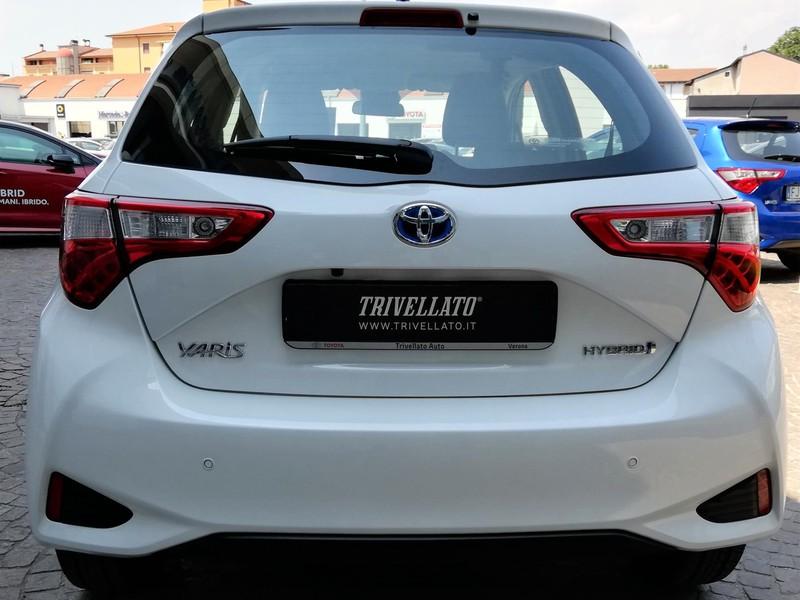 Toyota Yaris 5p 1.5 hybrid Active my18