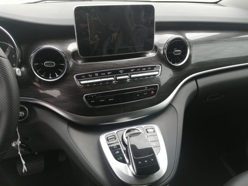 Mercedes Classe V long 300 d premium auto diesel nero