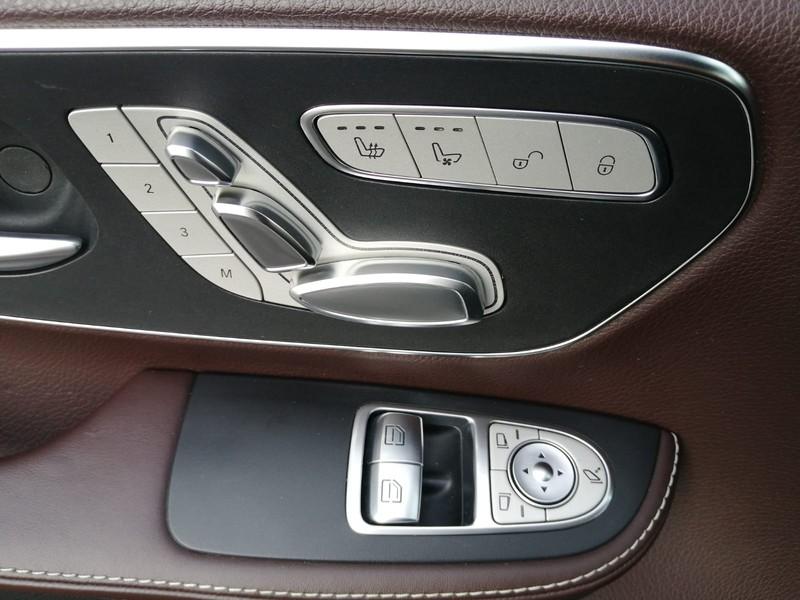 Mercedes Classe V 250 d (cdi bt) executive l auto diesel grigio