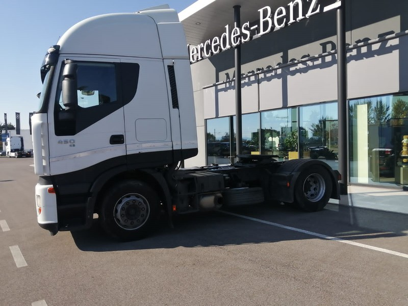 Iveco Stralis AS 440S50 TP Trattore EURO 5