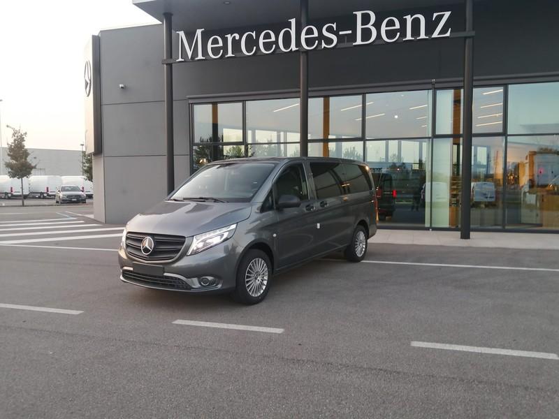 Mercedes Vito Mixto 119 MIXTO LONG