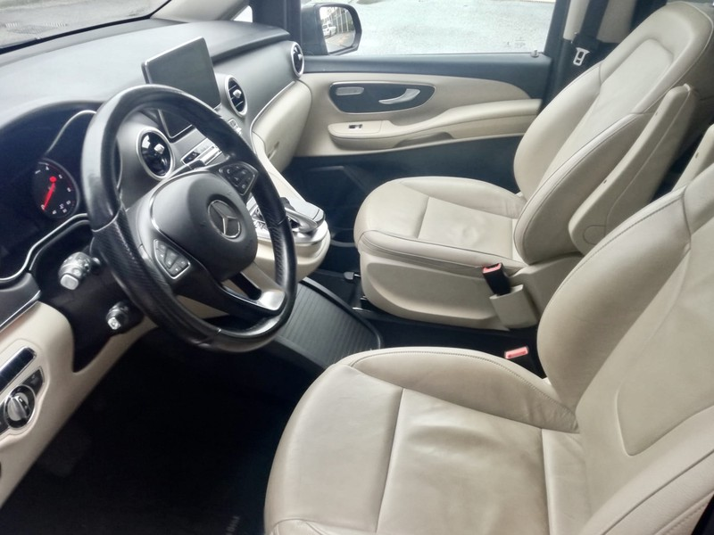 Mercedes Classe V 250 d AUTOMATIC Premium Long diesel marrone