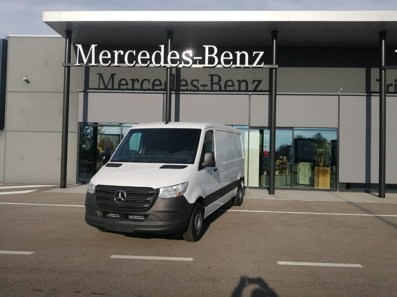 Mercedes Sprinter 314 CDI F 39/33 euro 6 diesel rosso