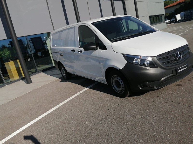 Mercedes Vito 1.6 111 CDI PC-SL Furgone Long diesel bianco