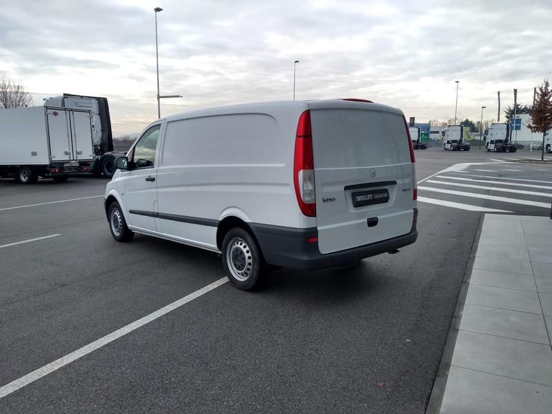 Mercedes Vito 2.2 113 CDI TN Furgone Long diesel bianco