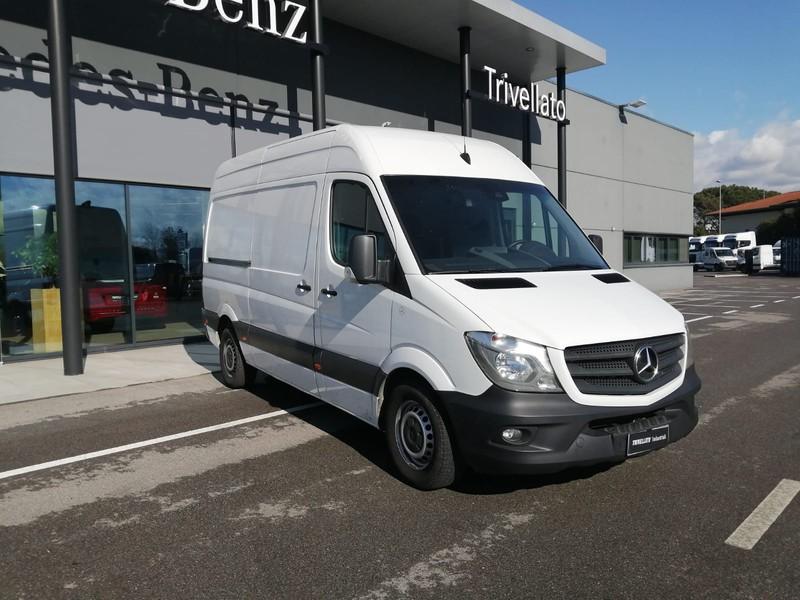 Mercedes Sprinter 319 cdi t 37/35 diesel bianco