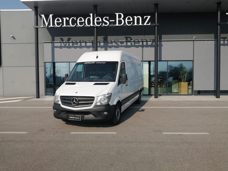 Mercedes Sprinter 419 bluetec t 43/35 e6 diesel