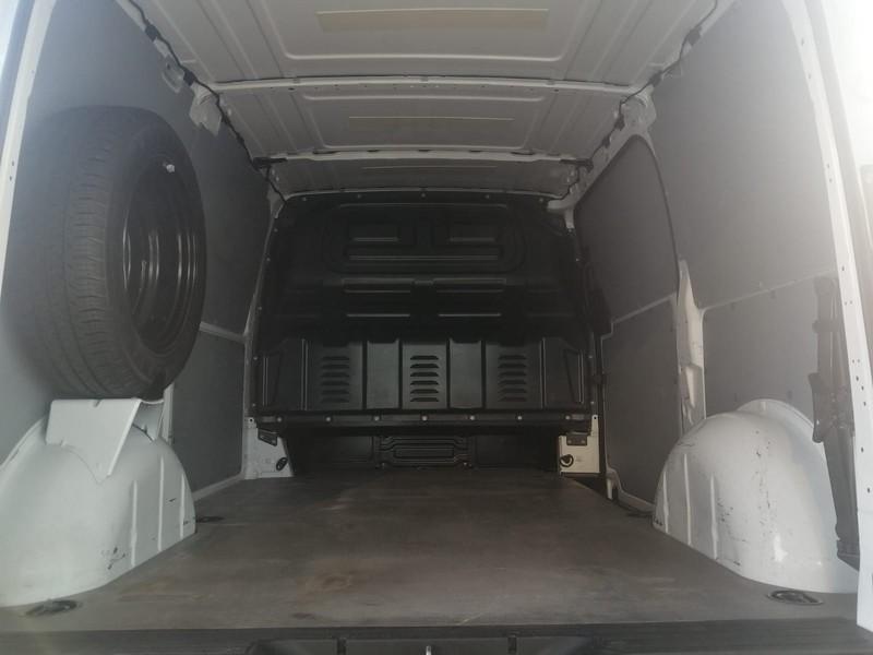 Mercedes Vito 111 cdi compact e6 diesel bianco