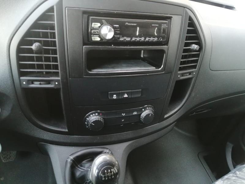 Mercedes Vito 114 cdi long e6