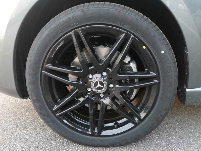 Mercedes Classe V long 300 d sport auto diesel grigio