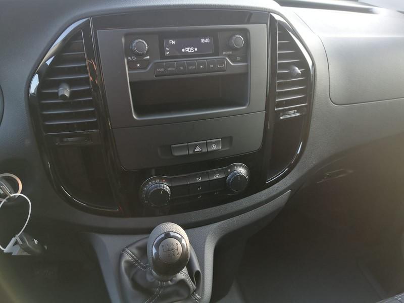 Mercedes Vito Furgone 110 cdi compact my20