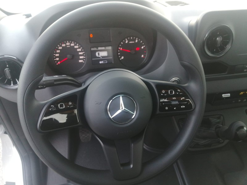 Mercedes Sprinter 319 cdi t 37/35 rwd evi diesel bianco