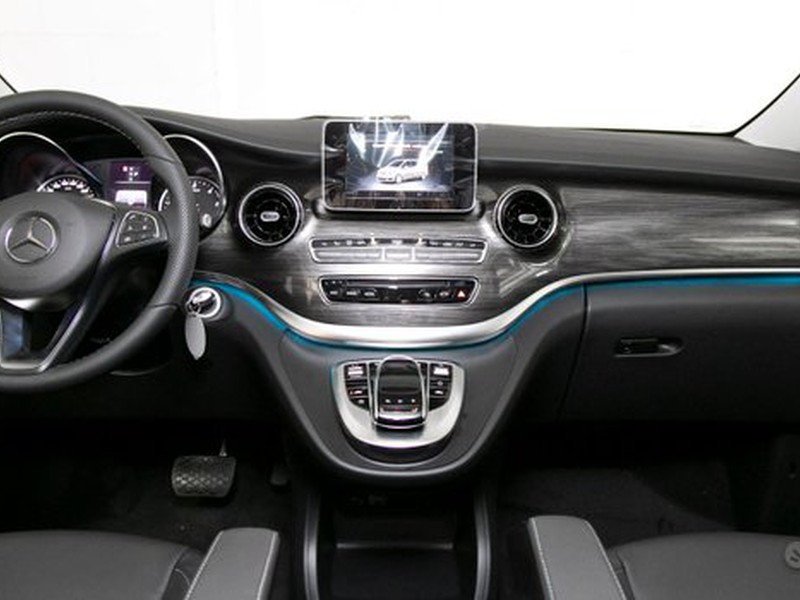 Mercedes Classe V Premium 250 d Long  nero