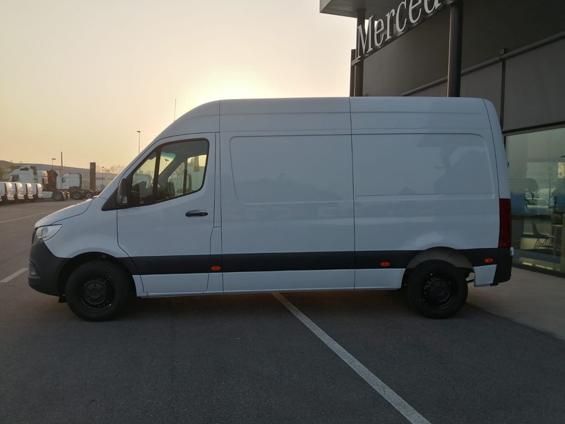 Mercedes Sprinter 314 CDI F 39/35 euro 6 diesel bianco