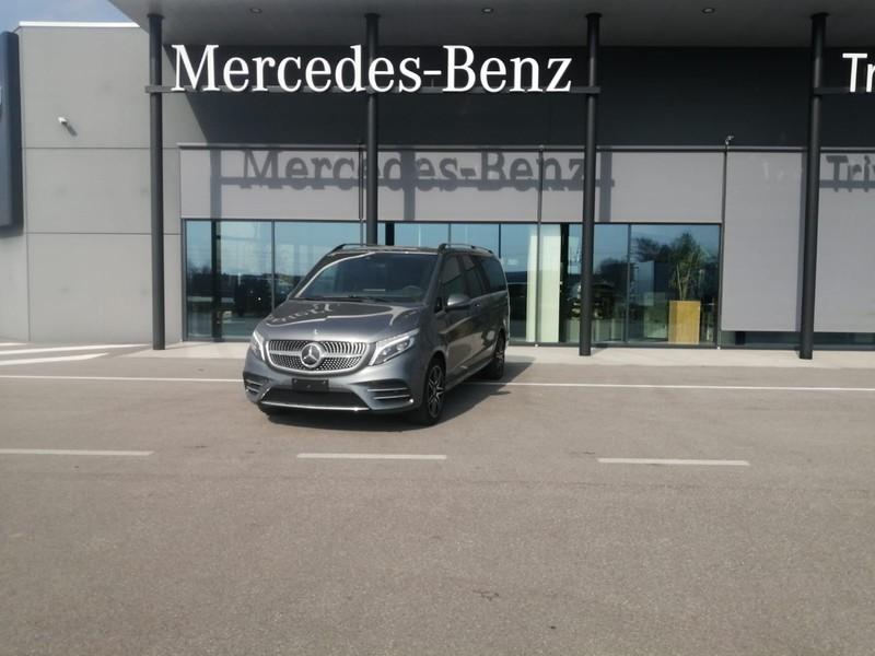 Mercedes Classe V long 220 d sport auto diesel grigio
