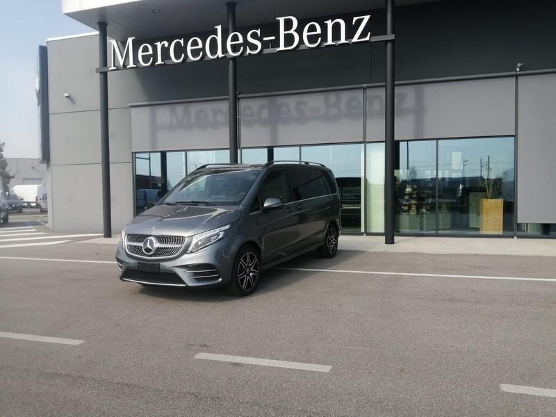 Mercedes Classe V compact 250 d sport auto diesel grigio