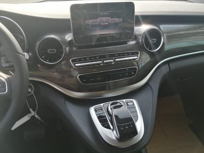 Mercedes Classe V long 250 d sport auto diesel nero